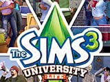 The Sims 3: University Life - Expansion Pack