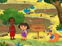 Dora the Explorer: Dora's World Adventures