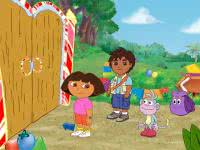 Dora the Explorer: Candyland