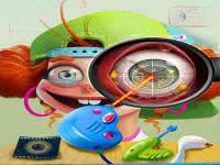 Crazy Eye Clinic - Doctor X Adventures